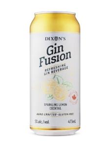 gin fusion lemon