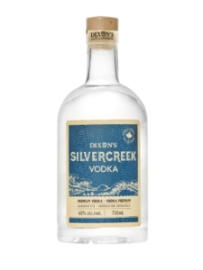 silvercreek vodka
