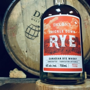 Trickle Down Rye