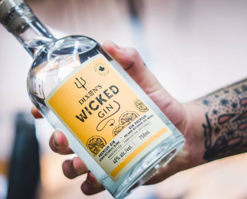 wicked gin