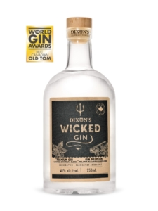 wicked licorice gin