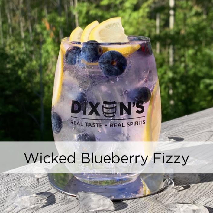 Wicked Blueberry Fizzy