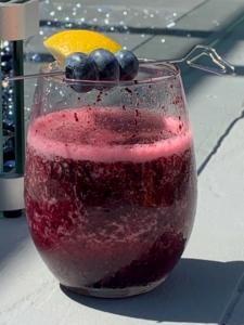 Blueberry Slush