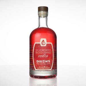 Dixon's Blood Orange Silvercreek Vodka